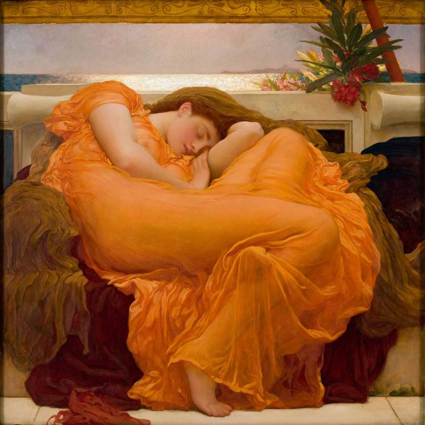 00_The-Flaming-June-by-Fredrick-Lord-Leighton