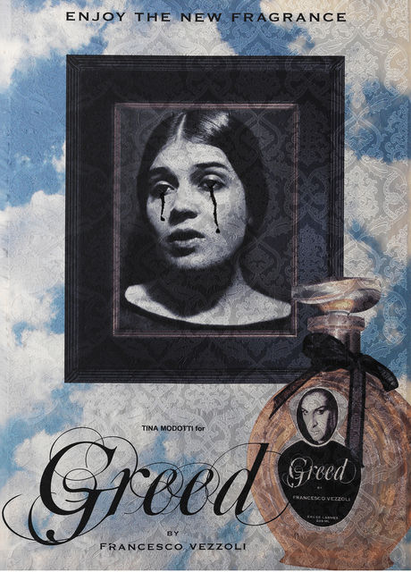 Francesco Vezzoli - Greed