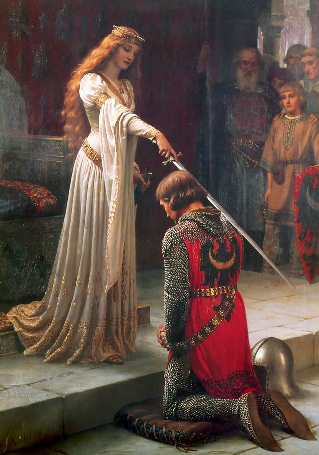 The Accolade (1901)
