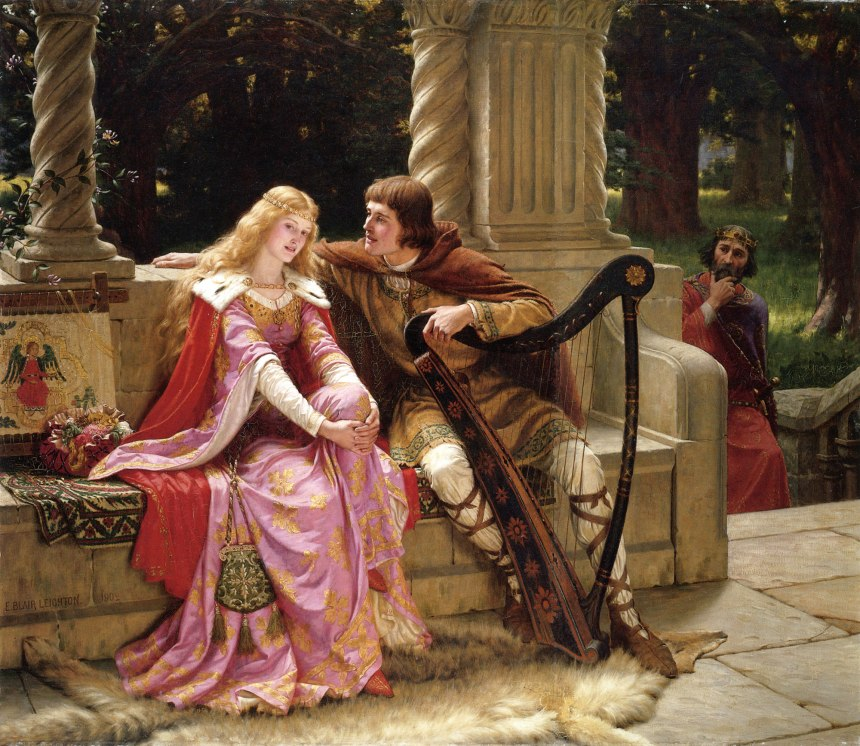Tristan and Isolde (AKA The End of the Song) (1902)