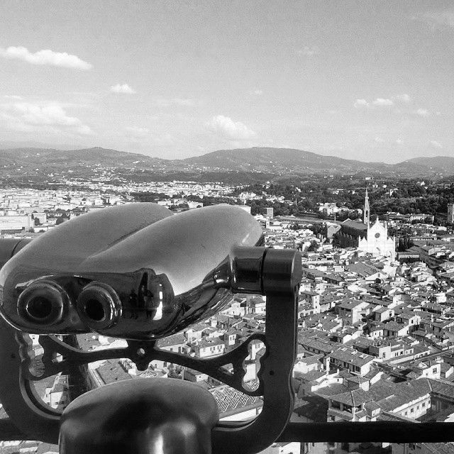 Florence from the Brunelleschi's cupola