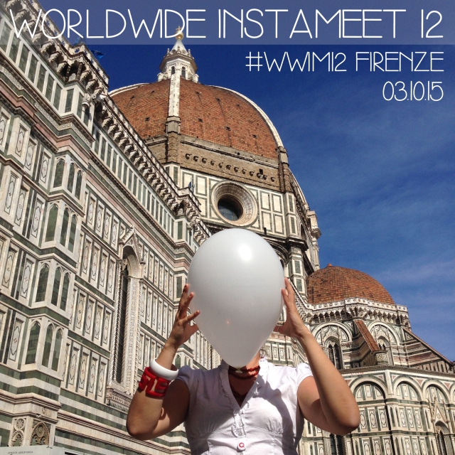 #TodayImet Saturday October 3, 3pm Piazza Santa Maria Novella #Florence A grassroots #instameet about the people behind the Instagram community in Florence. Meet people and take photos with the world instameet hashtag #wwim12 and #wwim12firenze Just show up. #TodayImet Sabato 3 Ottobre, ore 15 Piazza Santa Maria Novella #Firenze Un instameet che nasce dalle persone per incontrarsi, fare foto e conoscere nuovi amici. Non servono iscrizioni, basta partecipare! Siete pronti per il #wwim12firenze? #wwim12