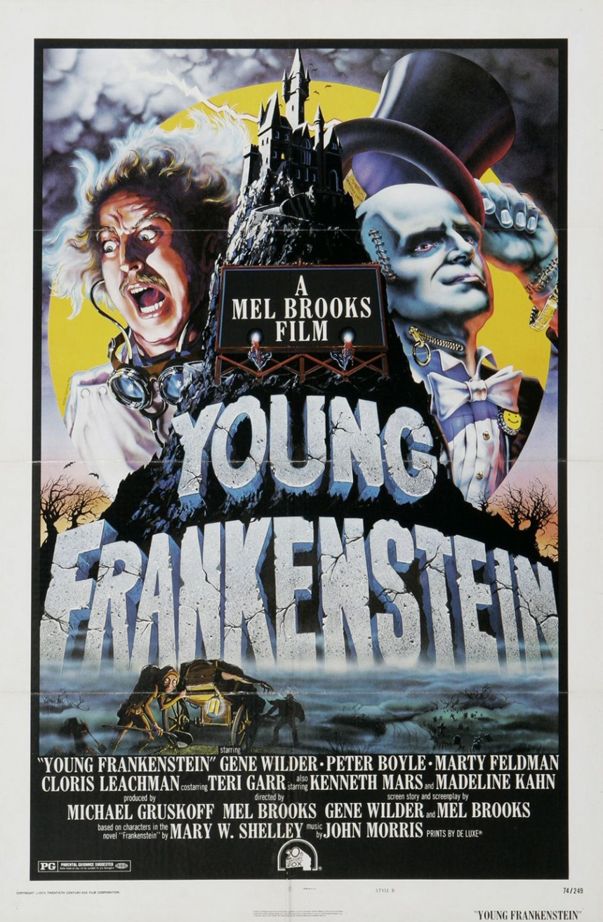 Frankenstein Junior - Mel Brooks - 1974