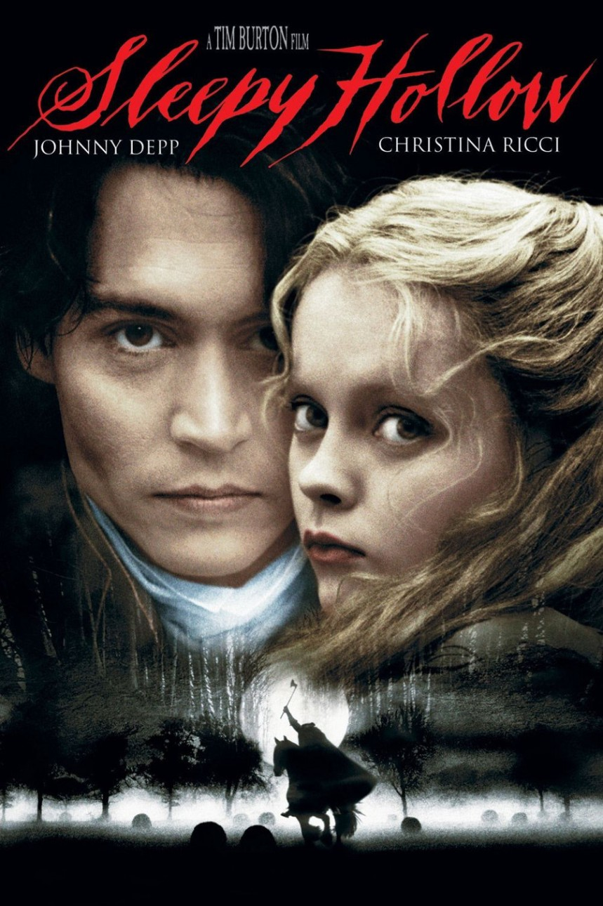 Il Mistero di Sleepy Hollow - Tim Burton - 1999