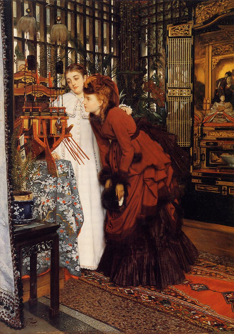 James_Tissot_-_Young_Ladies_Looking_at_Japanese_Objects